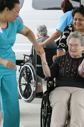 Nursing and Rehab Services
